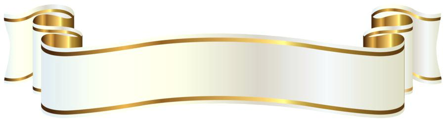 900x260 Gold Banner Vector Hand Painted Banners And Black Png Newfashion