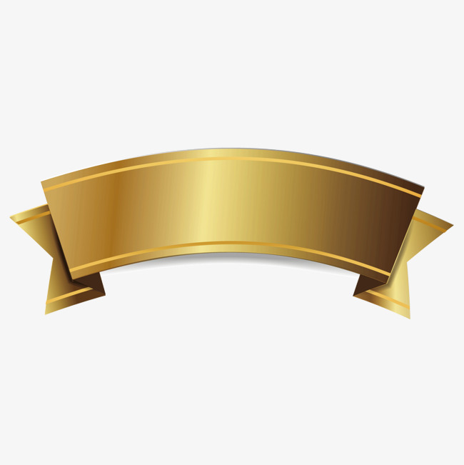 650x651 Vector Honor Gold Banner, Vector, Honor, Qualification Png And