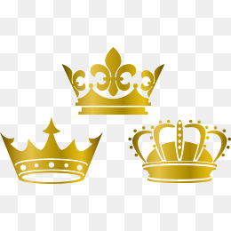 260x260 Gold Crown Png, Vectors, Psd, And Clipart For Free Download Pngtree