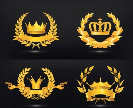 453x368 Gold Crown Vector Free Vector Download (3,044 Free Vector) For