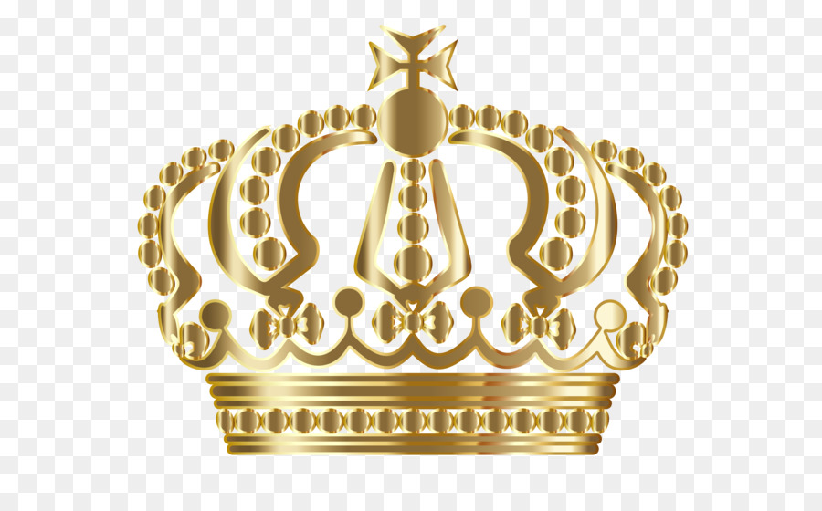 900x560 Golden Crown Creative Vector Illustration Png Download