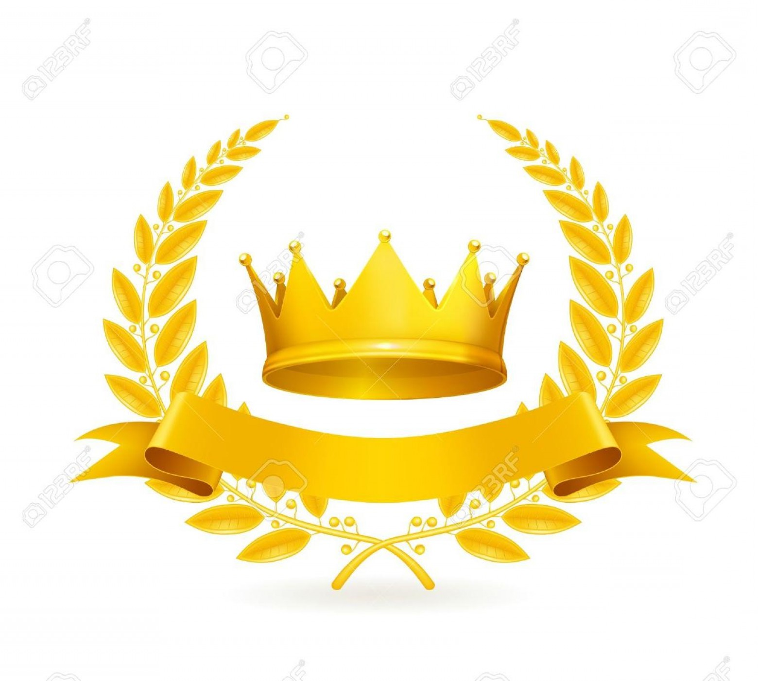 1560x1402 Unique Golden Crown Vector File Free Shopatcloth