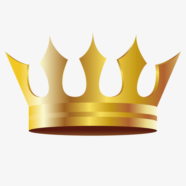 650x651 Vector Golden Crown, Crown Vector, Crown Clipart, Gold Png And