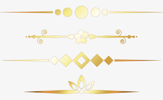 650x400 Vector Gold Frame, Vector, Golden, Frame Png And Vector For Free