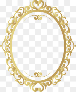 260x316 Border Gold Png Images Vectors And Psd Files Free Download On