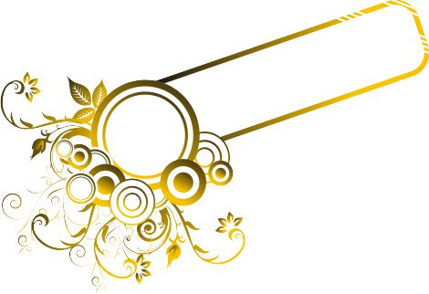 470x322 Golden Frame Vector Graphic Vector Free Vector Download In .ai