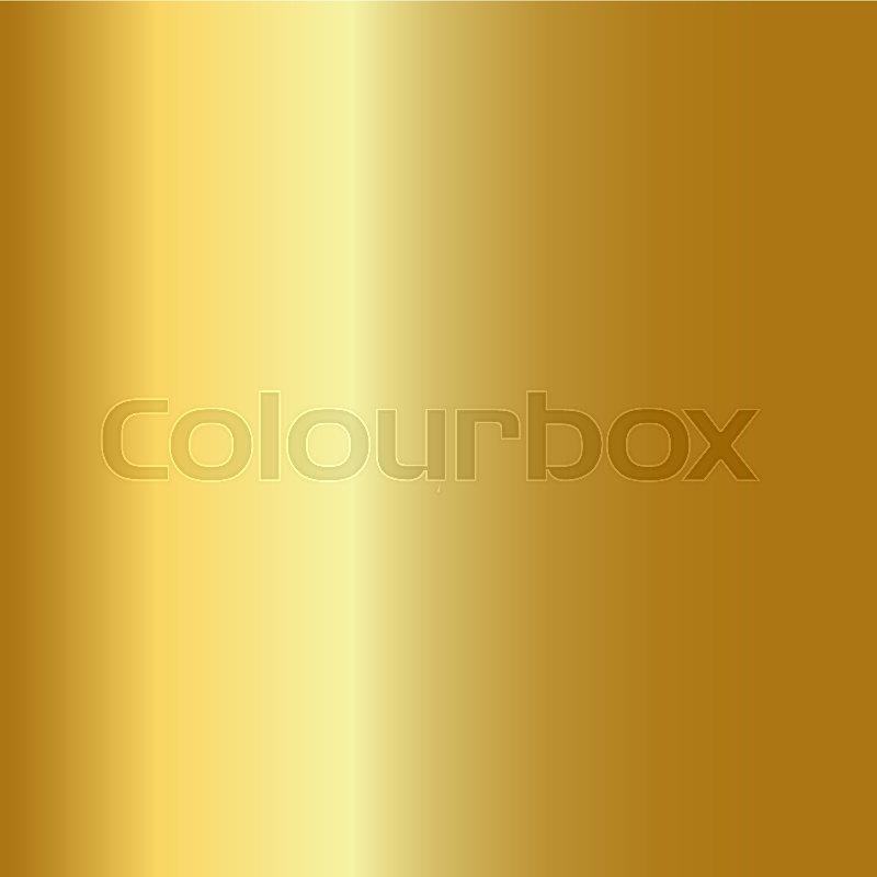 800x800 Gold Gradient Vector. Golden Gradient Illustration For Backgrounds