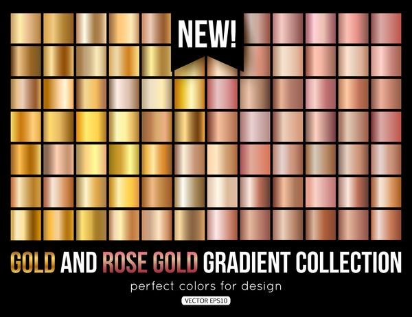 Gold Gradient Vector at GetDrawings com | Free for personal
