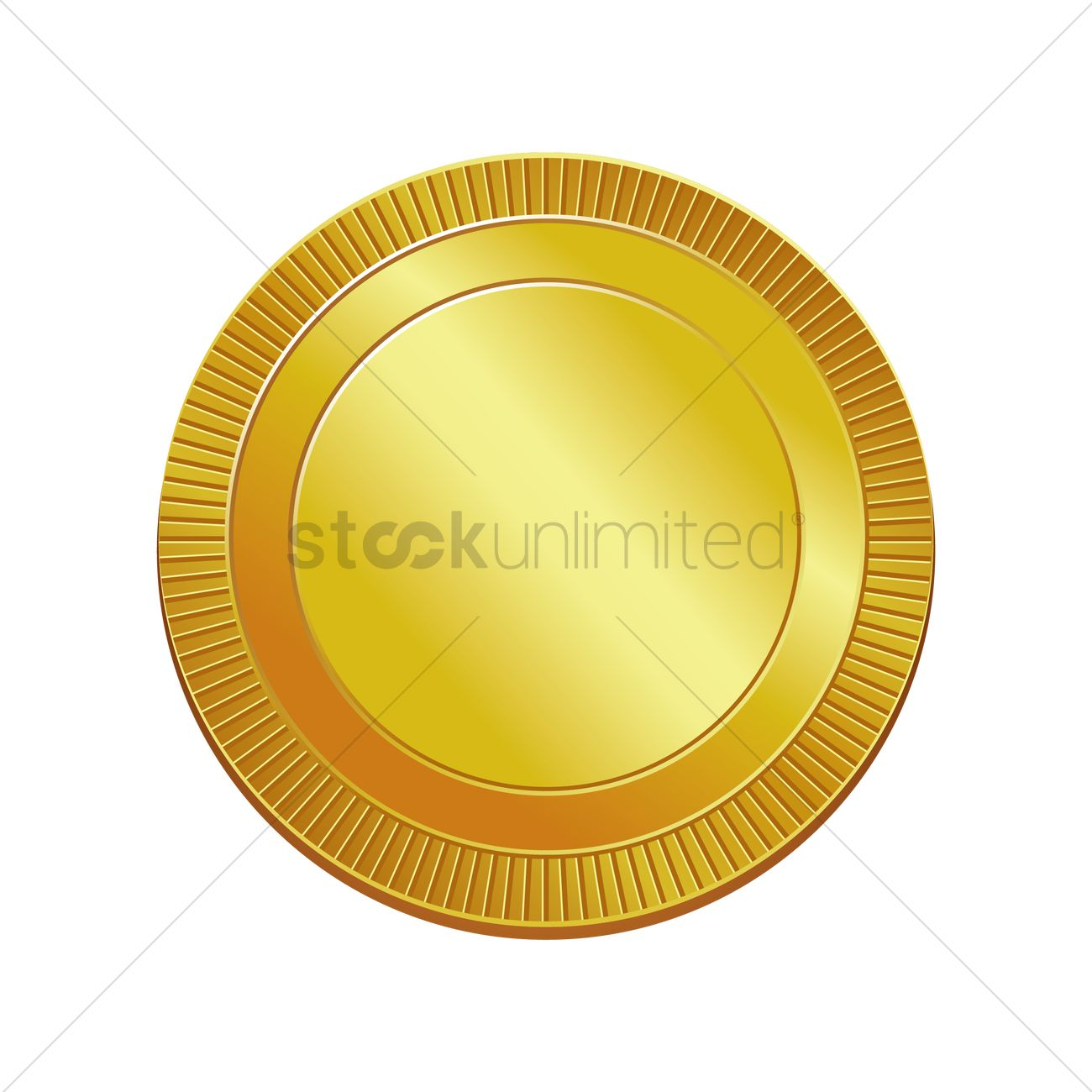 1300x1300 Gold Seal Vector Image
