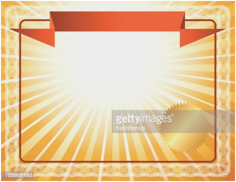471x364 Certificate Background Vector Wonderfully Award Certificate With
