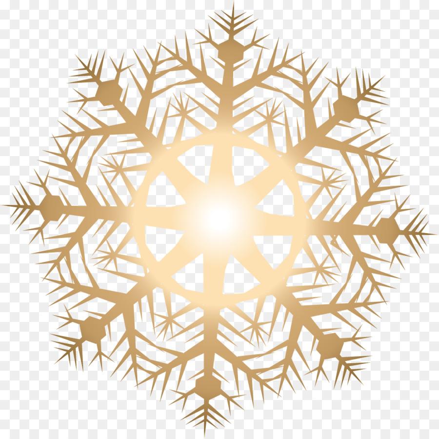 900x900 Light Snowflake