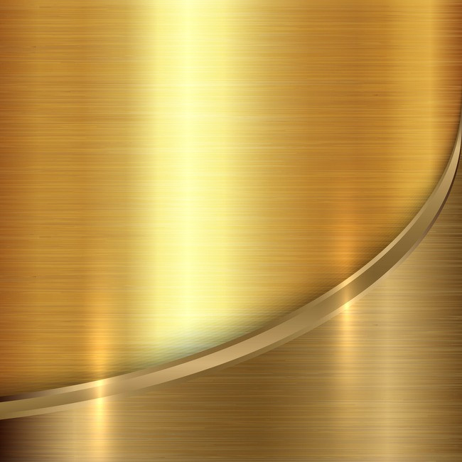 650x650 Gold Metal Background Texture Vector Material, Gold, Yellow