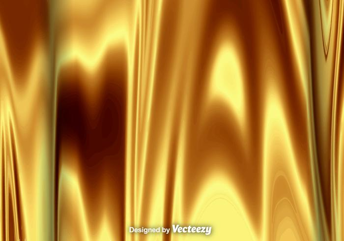 700x490 High Detailed Vector Background Of Liquid Gold Texture
