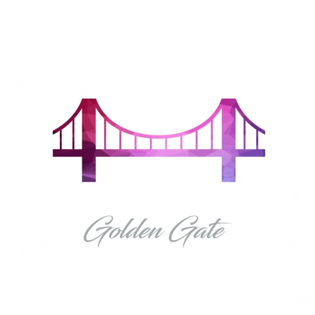 626x626 Golden Gate Vectors, Photos And Psd Files Free Download