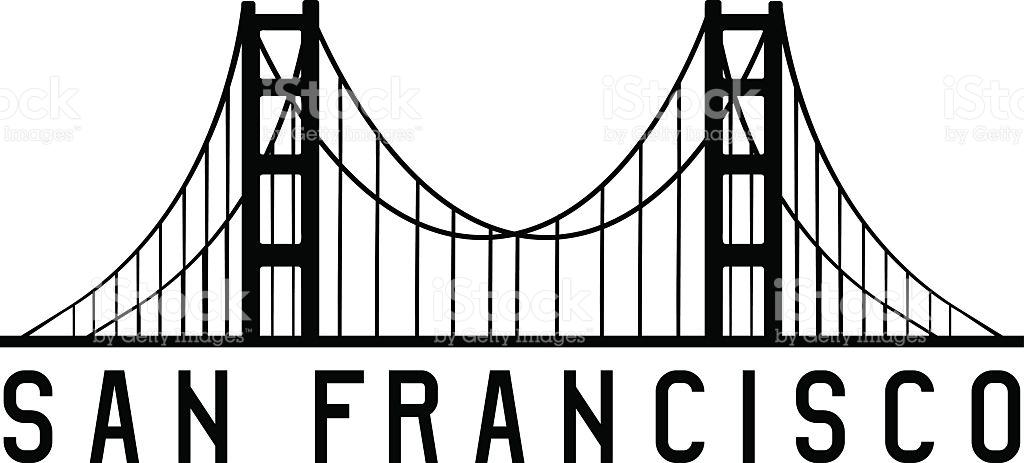 1024x463 San Francisco Logo Clipart Collection