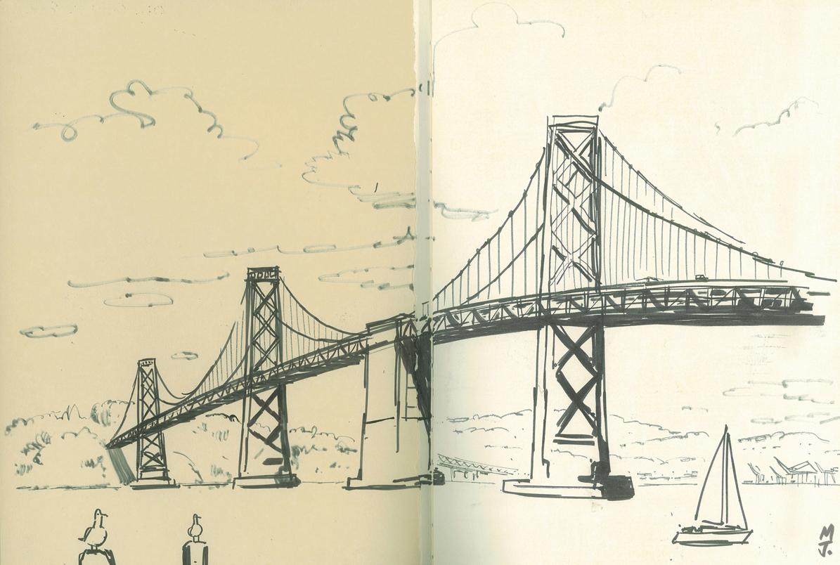 1195x804 Drawn Bridge Draw