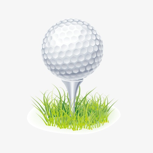 500x500 Golf, Ball, Lawn Png And Vector For Free Download