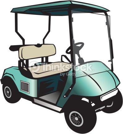 397x433 Beautiful Golf Cart Clip Art Golf Cart Vector Art Thinkstock