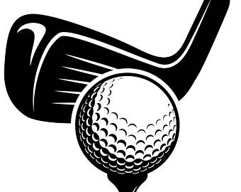 340x270 Collection Of Golf Club And Ball Clipart High Quality, Free