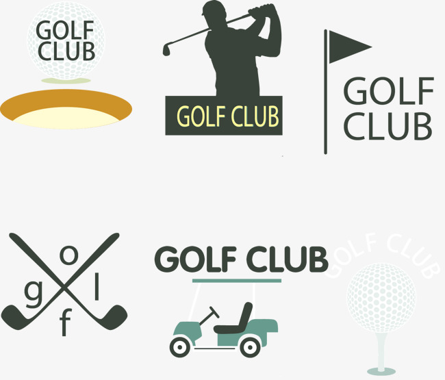 650x555 Vector Painted Golf Icon, Golf Vector, Icon Vector, Vector Png And