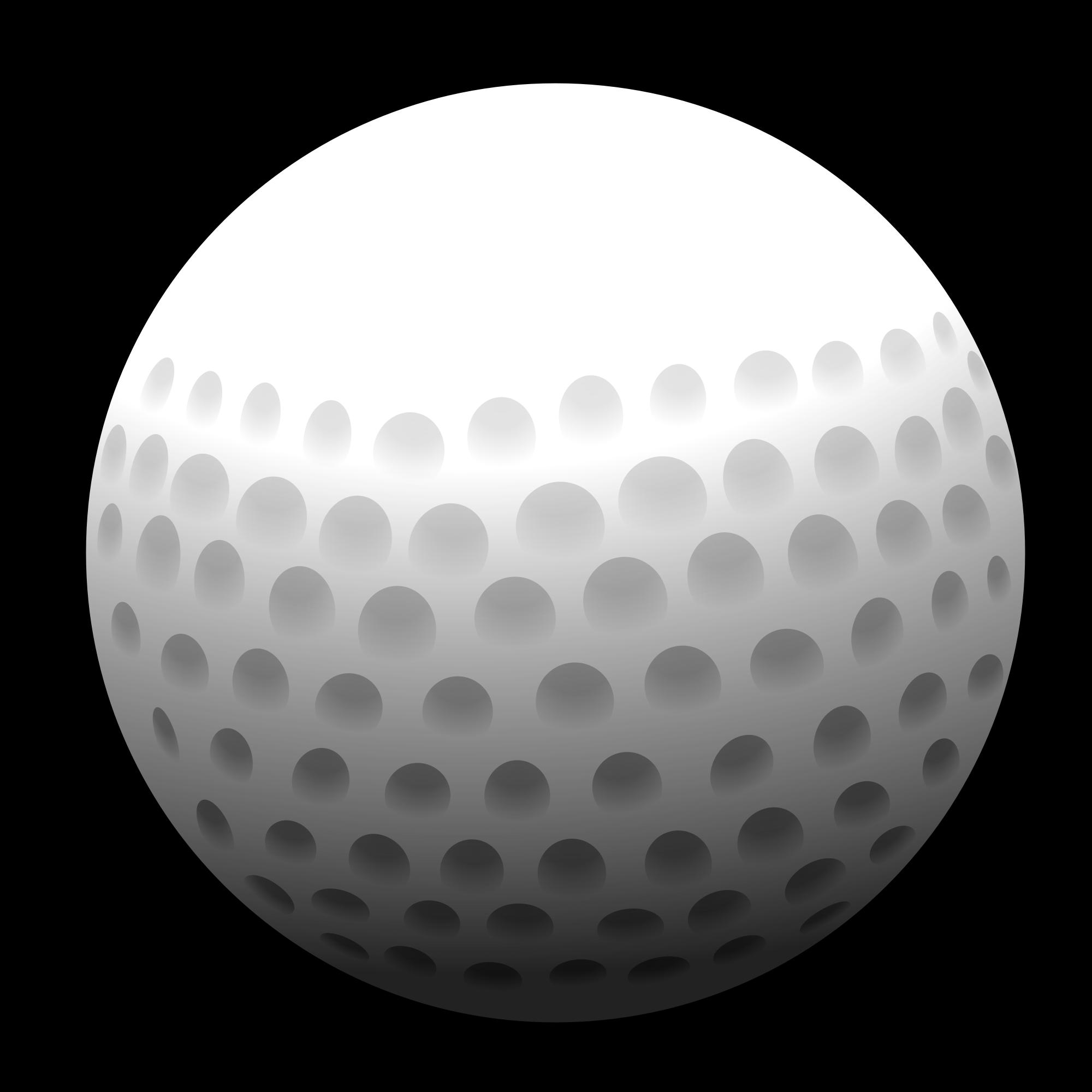 2000x2000 Golf Ball Vector File