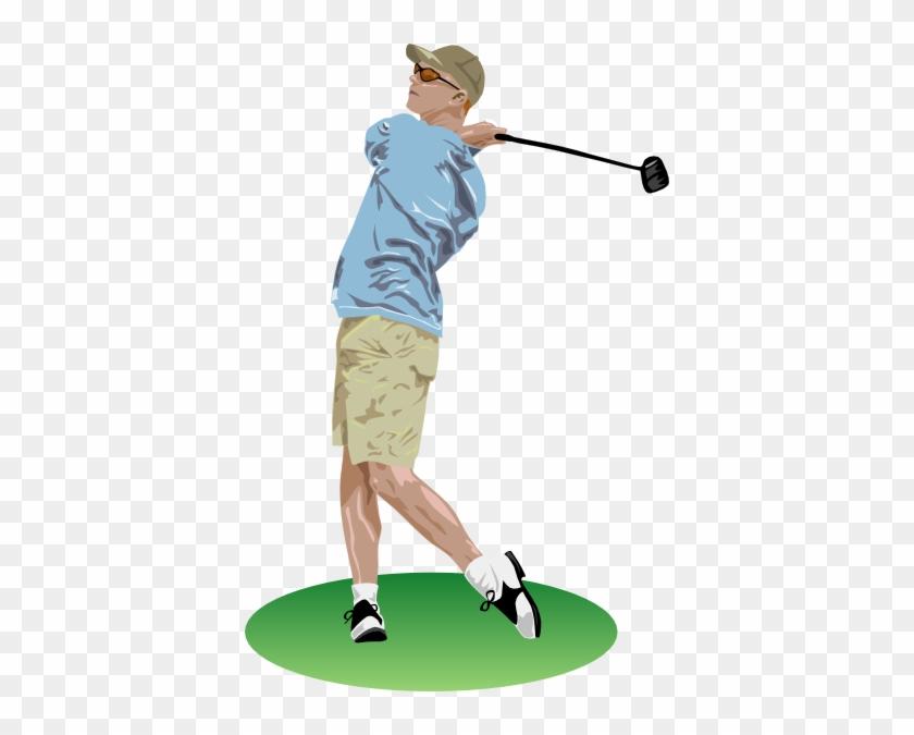 840x675 Golf Driver Swing Clip Art Free Vector