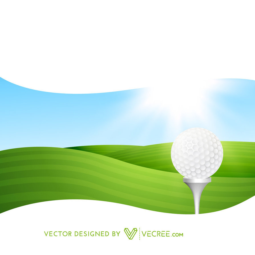 894x894 Golf Vector