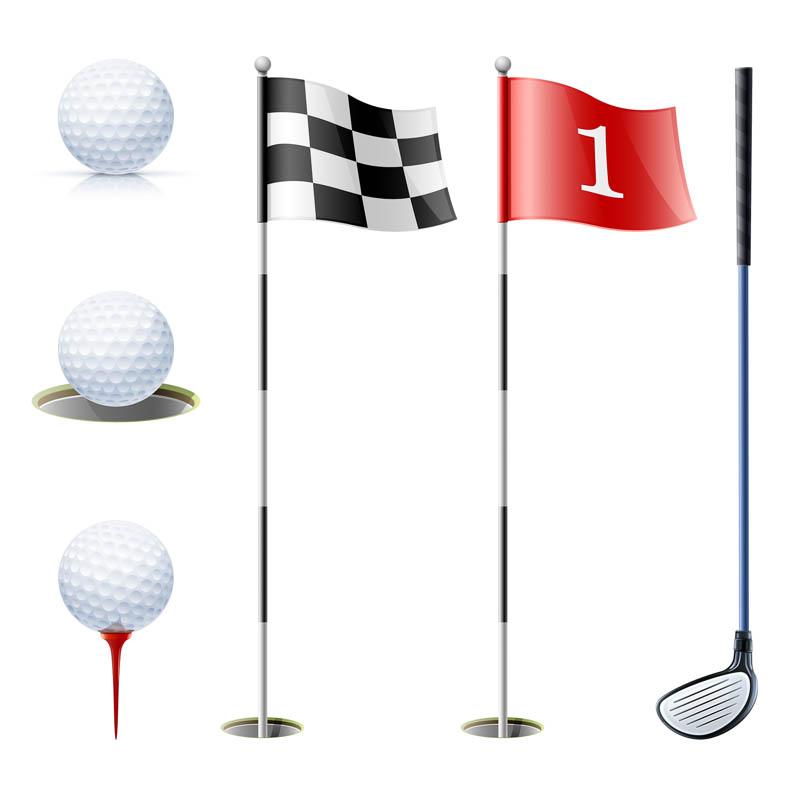 800x800 Golf Vector Clip Art Vector Graphics Blog