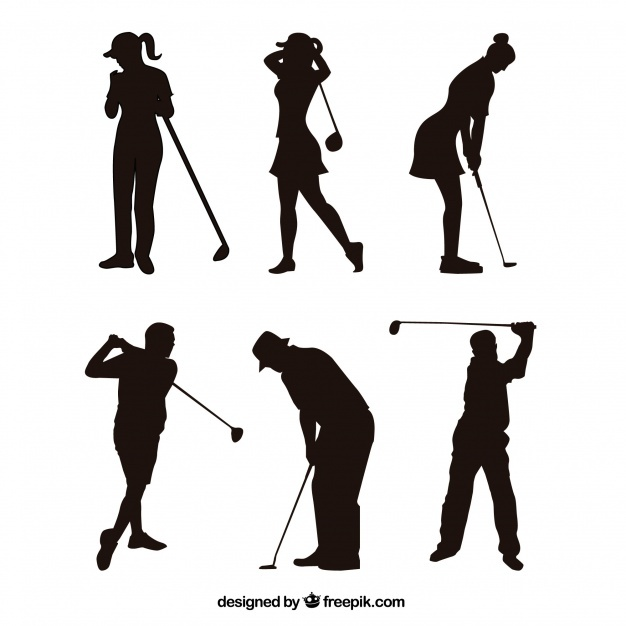 626x626 Golfer Vectors, Photos And Psd Files Free Download