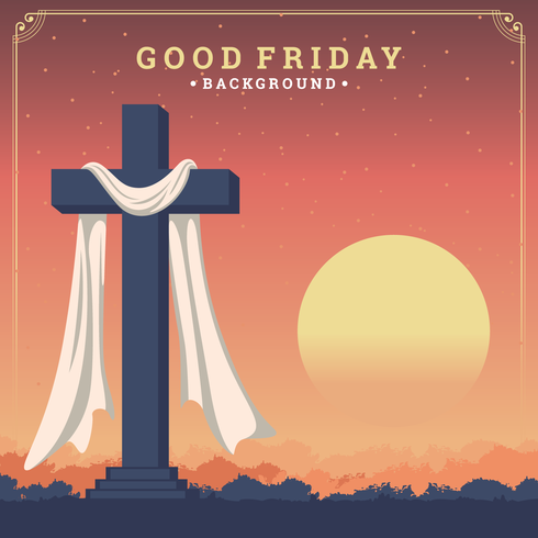 490x490 Good Friday Background