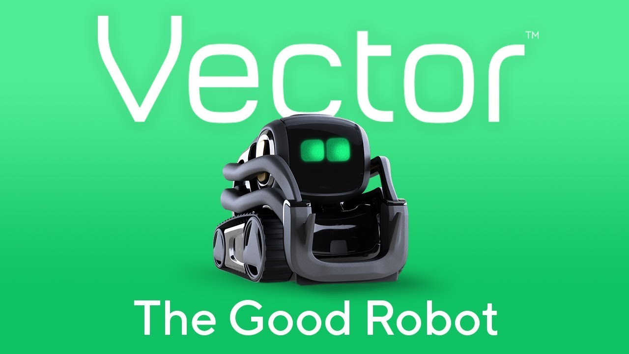 1280x720 Anki Vector The Good Robot The Decision
