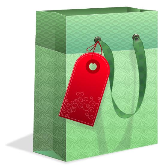 551x556 Create A Designer Gift Bag Using Adobe Illustrator