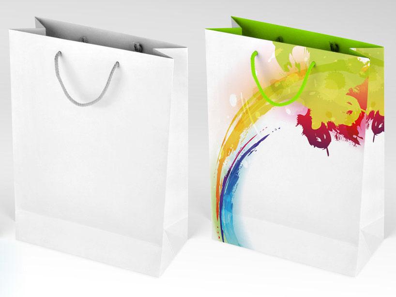 818x613 55 Free Professional Shopping Bag Mockups! Free Psd Templates