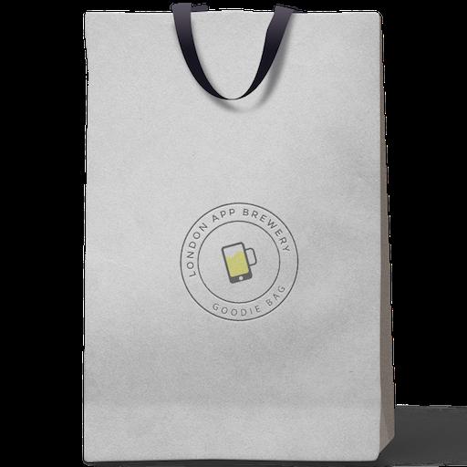 512x512 Goodie Bag Vector Download