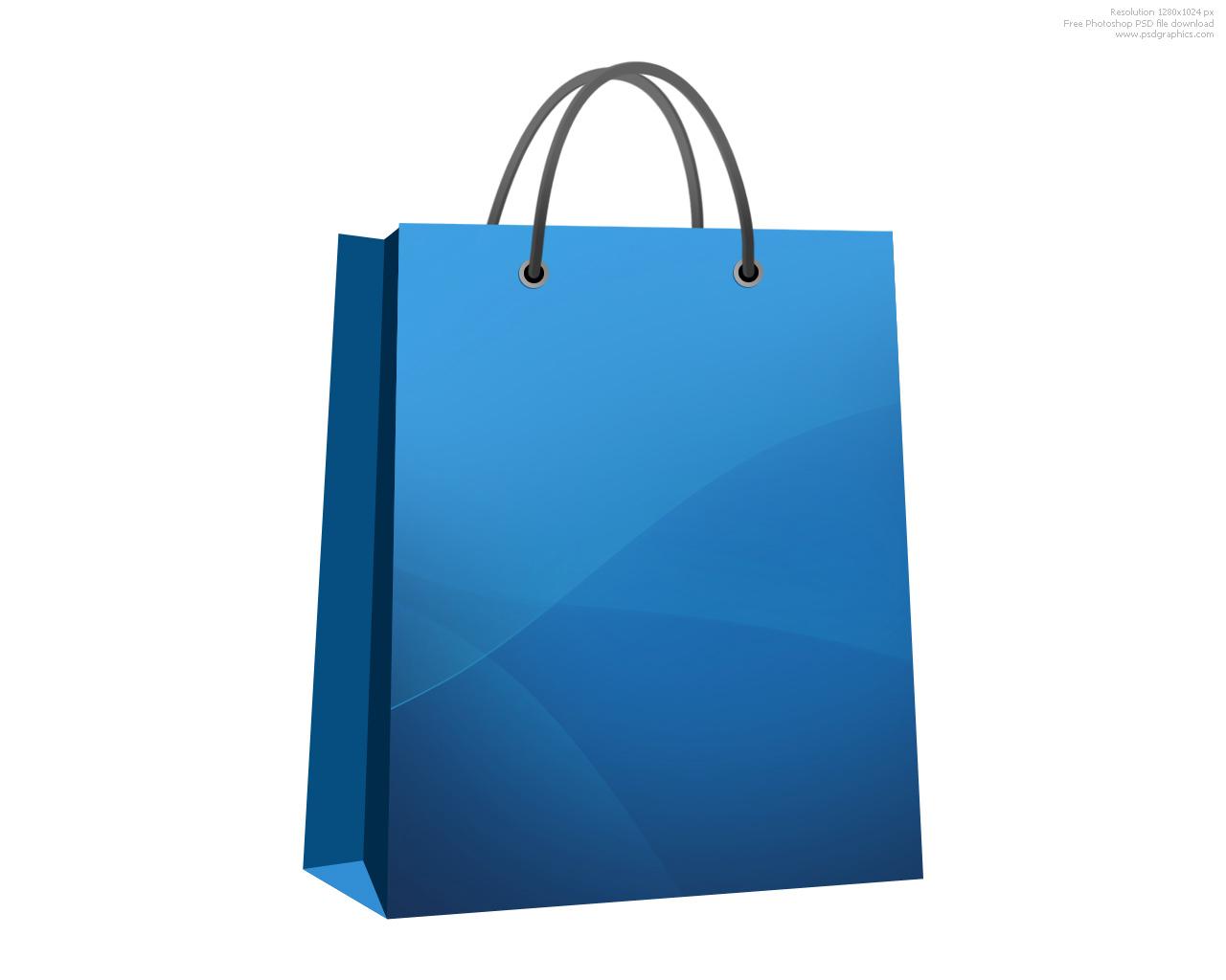 1280x1024 Shopping Bag Clipart
