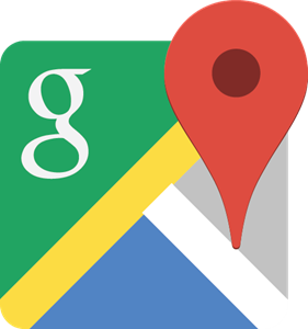 281x300 New Google Maps Icon Logo Vector (.eps) Free Download
