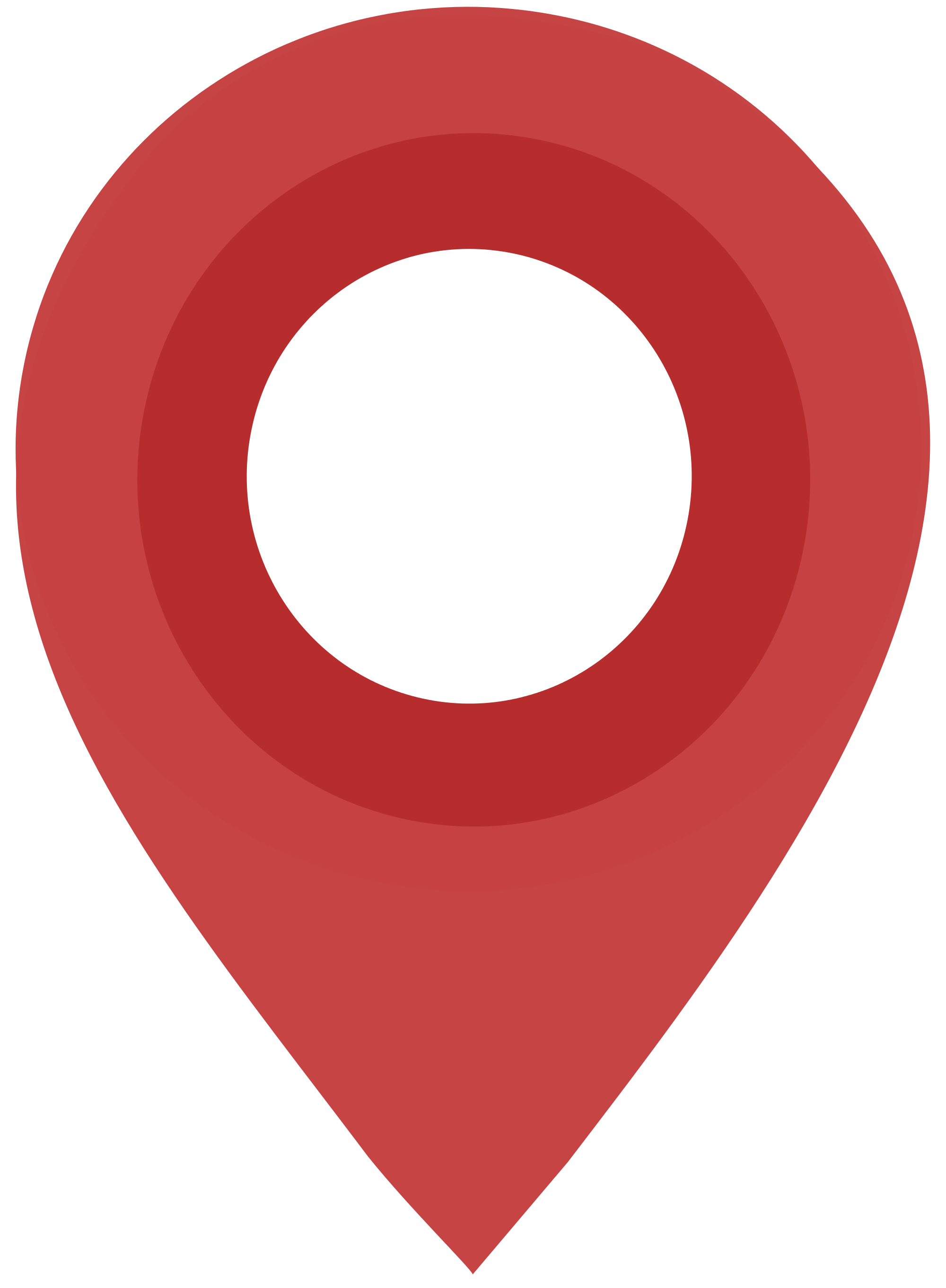 Google Maps Pin Vector
