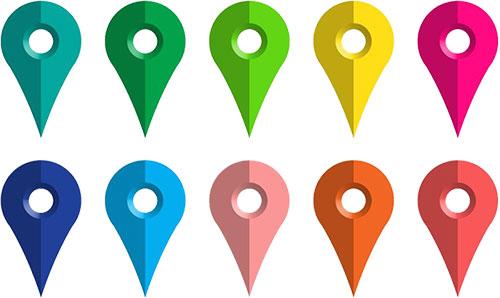 500x298 Google Maps Marker Google Maps Purple Marker Clip Art At Clker