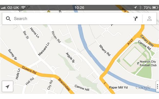 620x388 Google Maps Tops Itunes Chart