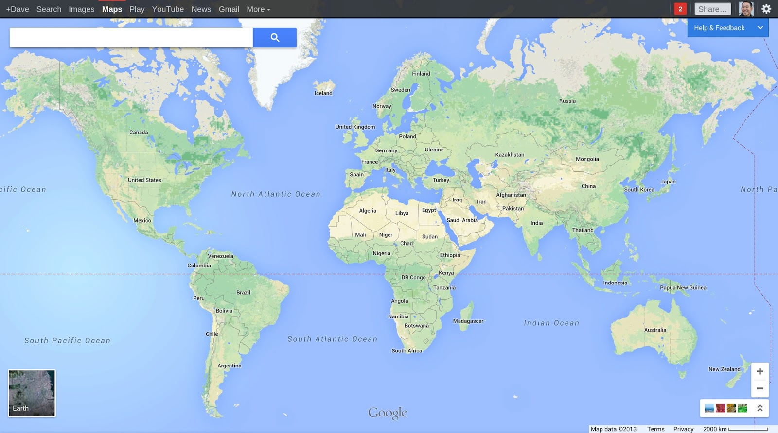 1600x892 Hands On With The All New Google Maps
