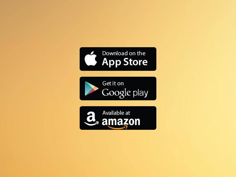 800x600 Free Vector App Storegoogle Playamazon Badges By Kevin Lee