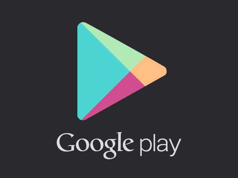 800x600 Google Play Vector (.ai Amp .psd Included) By Nick Chamberlin
