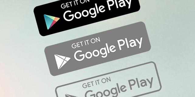 642x321 Google Play Vector Logo