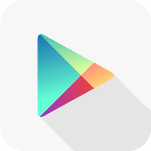 512x512 Android App On Google Play Vector Download