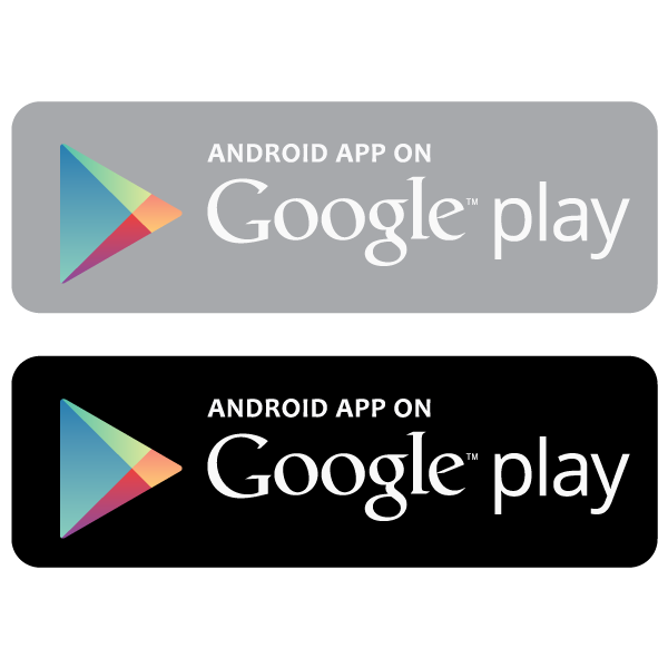 600x600 Android App On Google Play Vector Logo Free Download Vector