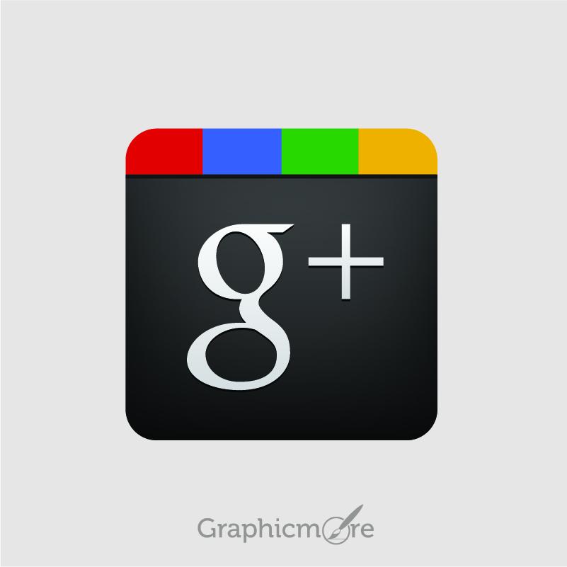 801x801 Google Plus Icon Free Vector Design File By Graphicmore