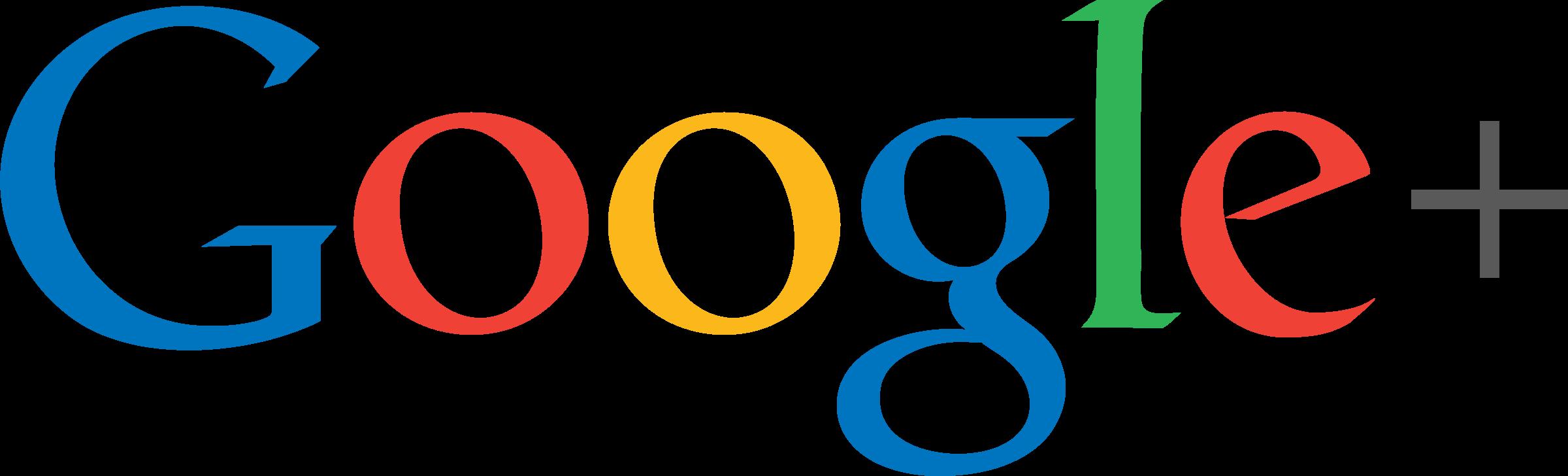 2400x728 Google Plus Logo Png Transparent Amp Svg Vector