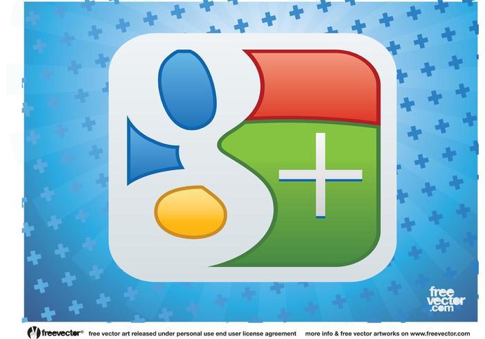 700x490 Google Plus Vector Logo