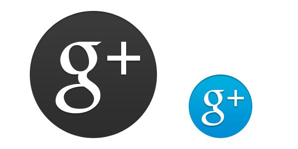 600x300 Free Google Plus Psd Icon Psd Icons
