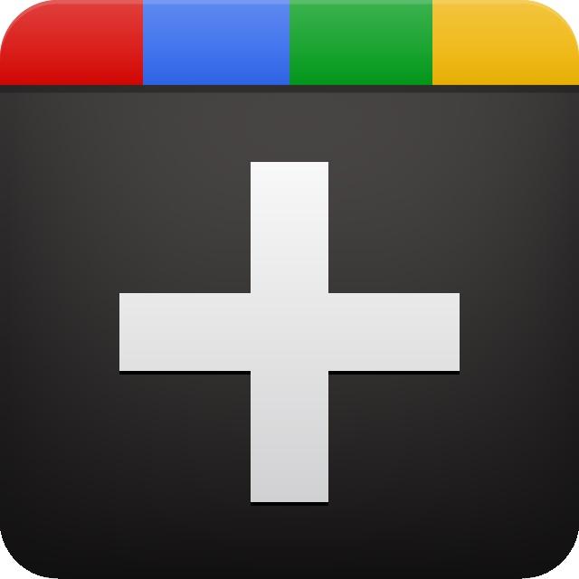 640x640 Google Plus Vector Icon